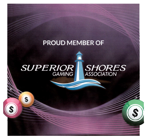 Superior Shores Gaming Logo